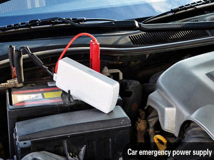 Jumper aki mobil sekarang bisa pakai Powerbank | otobalancing