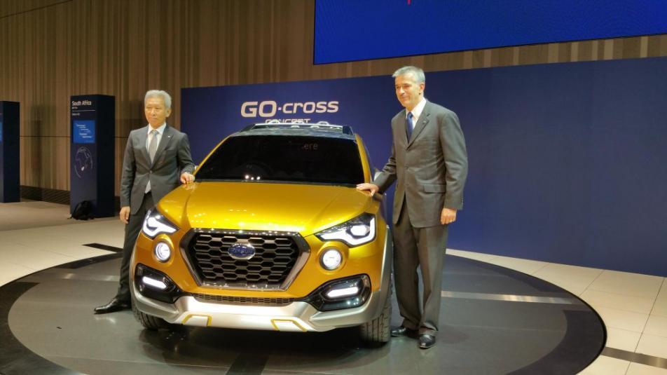 Pilih mana Datsun Go/Go+ Panca atau Go Cross | otobalancing