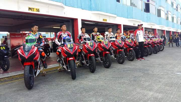 Honda Racing School, cara cepat pembalap Go International, begini pendaftarannya