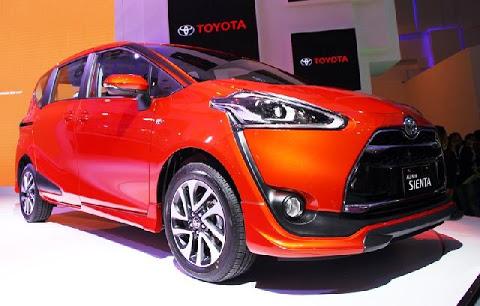 Toyota Sienta baru diproduksi Juni, inden mencapai 1000 lebih unit