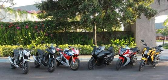 Data AISI penjualan Big Bike bulan Januari-Mei 2016