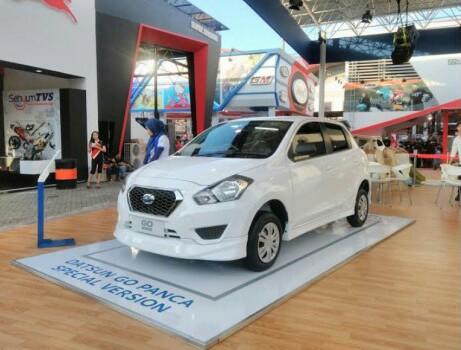 Datsun Special Edition kenalkan fitur baru untuk antisipasi kelahiran duo kembar LCGC