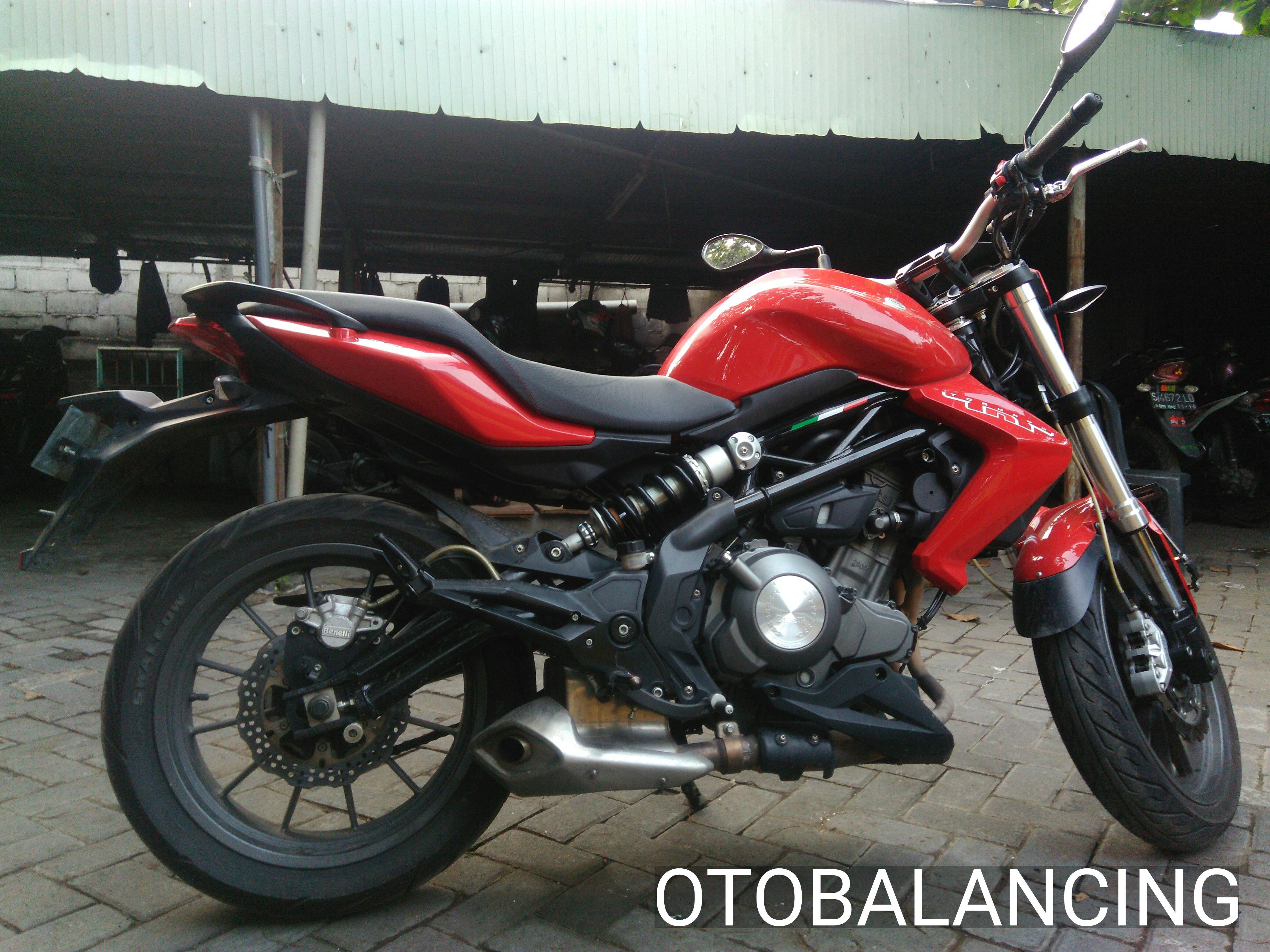 Riding Harian Benelli TNT 250 (Bagian 4