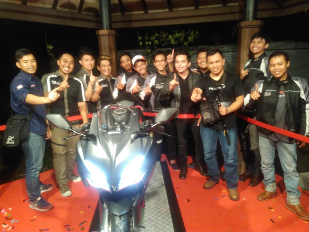 First Imprestion Honda All New CBR 250RR bersama komunitas CBR, ada video reviewnya bro