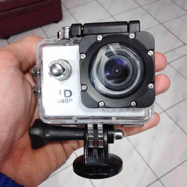 KAMERA ACTION KOGAN 12MP (GO PRO)