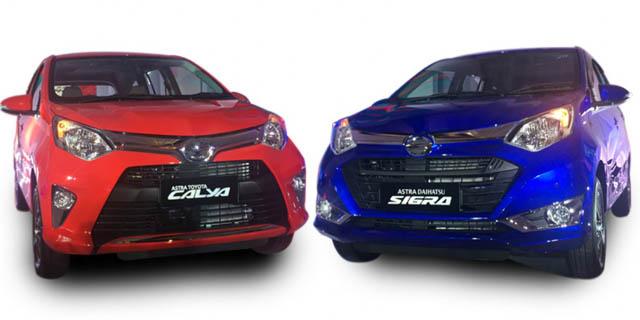 Berikut beberapa fakta menarik yang ada di Toyota Calya dan Daihatsu Sigra