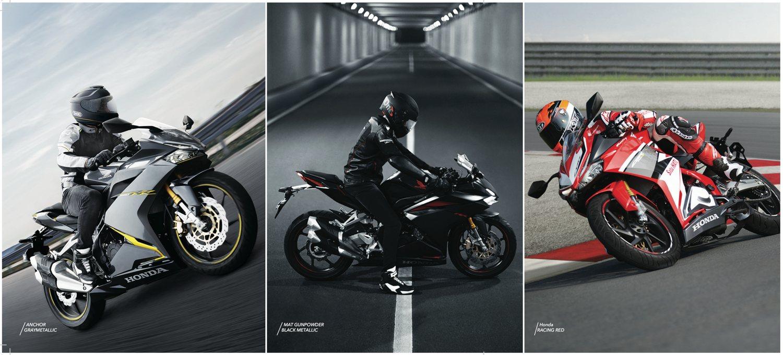 Daftar harga Apparel dan Aksesoris Honda All New CBR 250RR