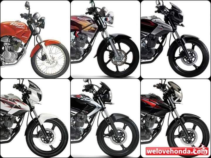 Jawaban AHM tentang Petisi pembaharuan Honda Tiger