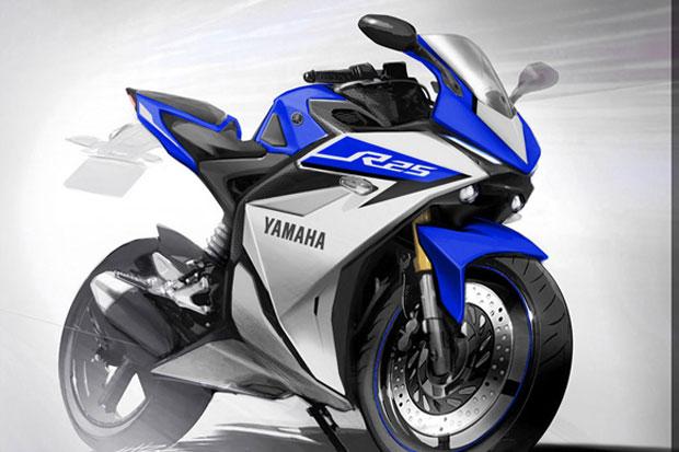 Yamaha R25 versi 2017, apa saja penyegarannya…?
