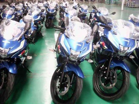 Suzuki GSX 150 mulai produksi massal, gak sabar buat test ride nih…