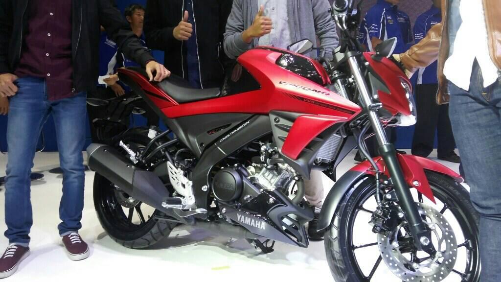 Banderol New Vixion R 150 lebih mahal 3-4 jutaan dibanding kompetitor, YIMM tetap PEDE…!!!