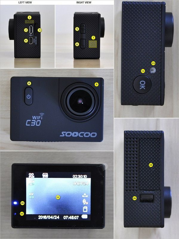 SOOCOO_C30_Sports_Action_Camera-1