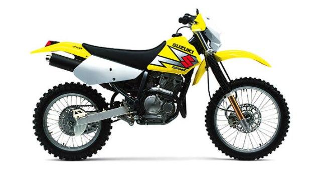 Suzuki-DRZ250-2011