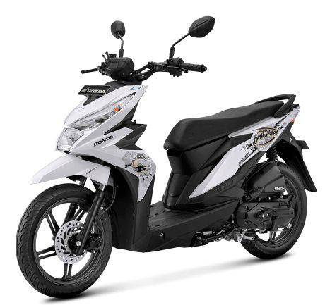 New Honda BeAT Street eSP (2)